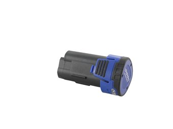 Replacement battery for polisher and grinder