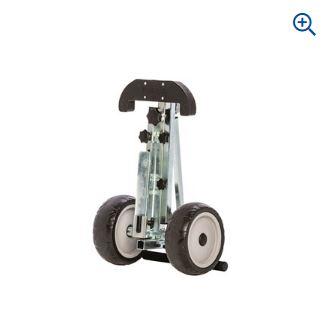 Chariot transport pour moteur hors-bord, pliable